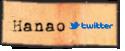 Hanao Twitter